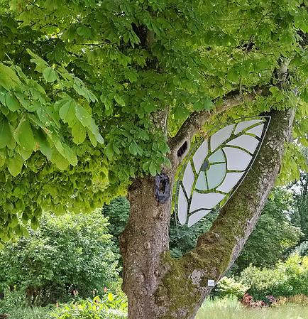 Jardin du Rivau - La forêt enchantée