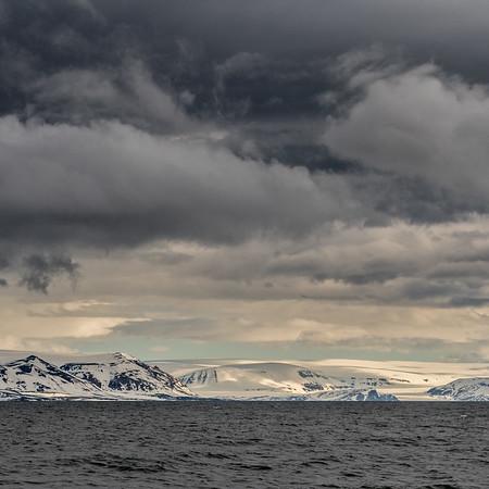 Svalbard and Hornøya