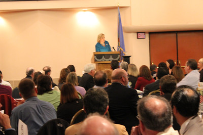 2013 State of the State Forum with Governor Mary Fallin