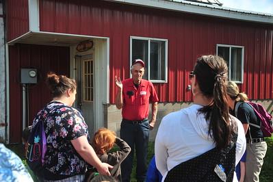 Field Trip to the Farm Superior Hills Elementary School