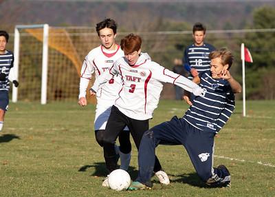 11/9/19: Boys' Thirds Soccer vs Hotchkiss