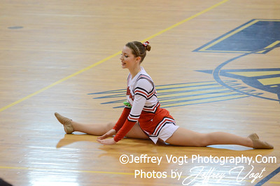 02-02-2013 MCPS Poms Championship Blair HS at Richard Montgomery HS Division 3, Photos by Jeffrey Vogt Photography
