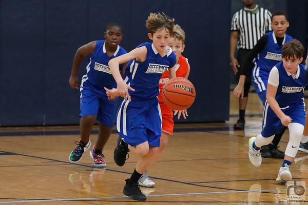 2020 6th Defenders Blue Basketball