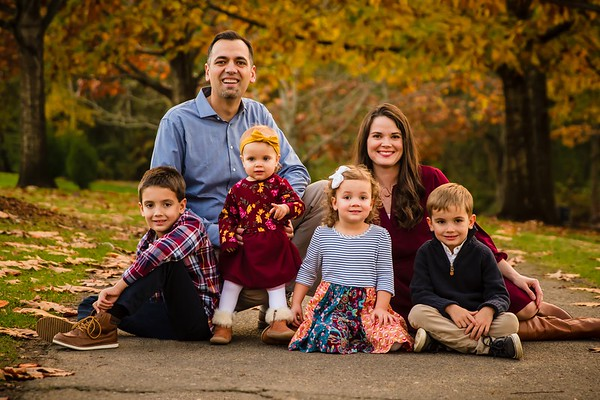 The P Family Fall Session