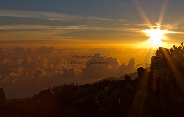 Haleakala Sunrise - May 2011