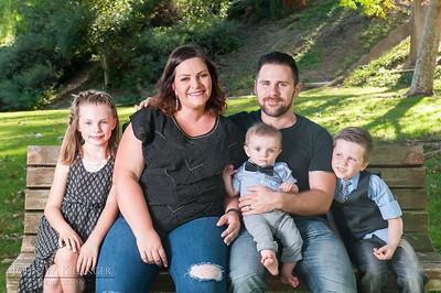 Roberts Family 2015