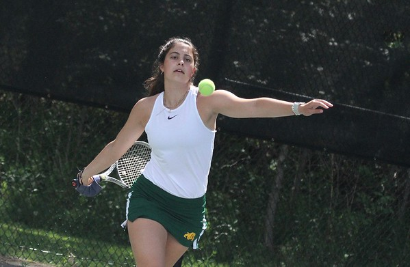 BBA Varsity Girls Tennis vs Rutland photos by Gary Baker