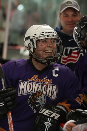 RRD Hockey and Cheers to Matt