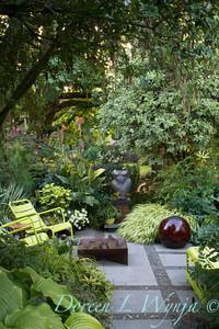 Linda Ernst - Dancing Ladies Garden - Portland Oregon Visits
