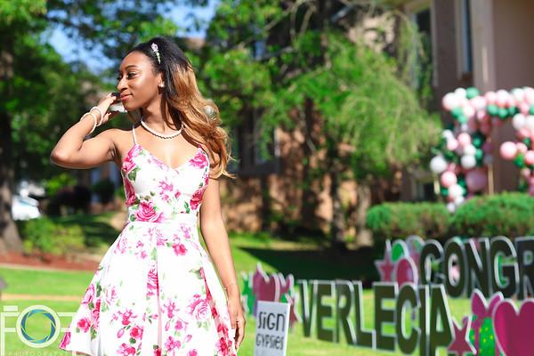 Verlecia's Tickled Pink Celebration
