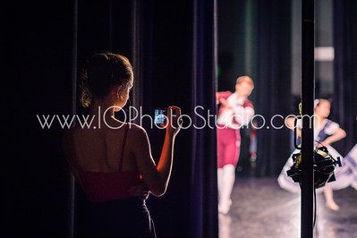 2018-08-10 Summer Intensive Show Backstage and Run