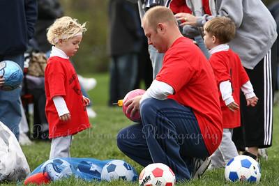 Coach JoAnn Redlinger *#2-RED*  3 Yrs Old