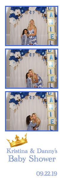 Kristina & Danny's Baby Shower (09/22/19)