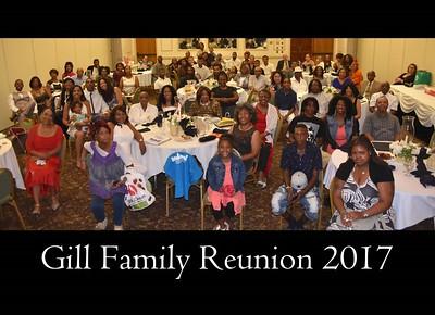Gill Family Reunion - Fresno 2017