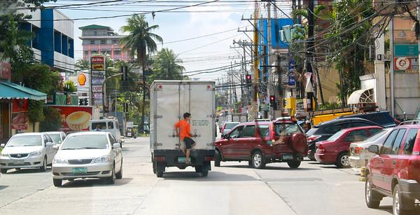 The Manila Hitchhiker