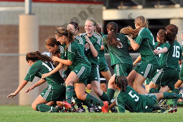 Girls Varsity Soccer - Williamston at Mason - May 25