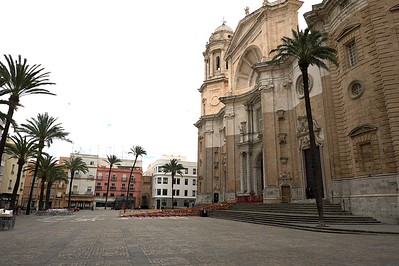 Cádiz Cathedral : Catedral de Santa Cruz de Cádiz