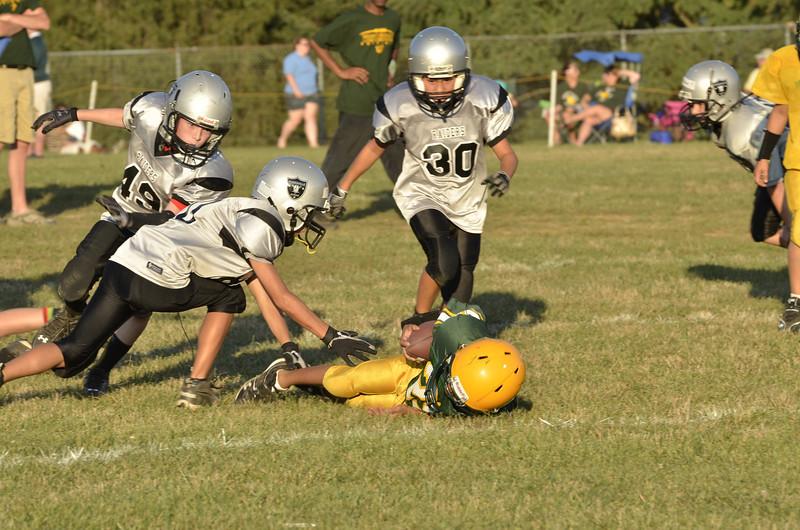 Wildcats vs Raiders Scrimmage 166.JPG