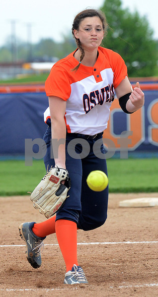 Oswego vs Plainfield North softball