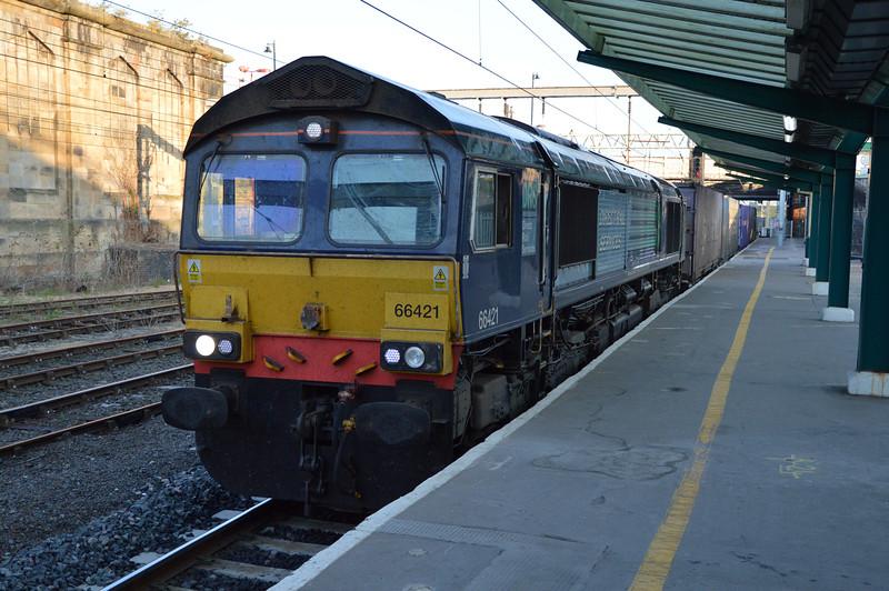 66421 0622/4m34 Coatbridge-Daventry.