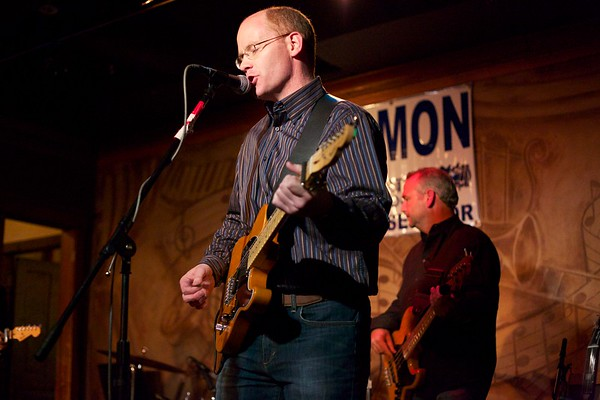 Don Harmon Live at Fitzgerald's 2012