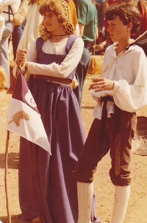 1981 Renaissance Fair