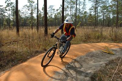 24 March 2011 Trail Dynamics on Munson