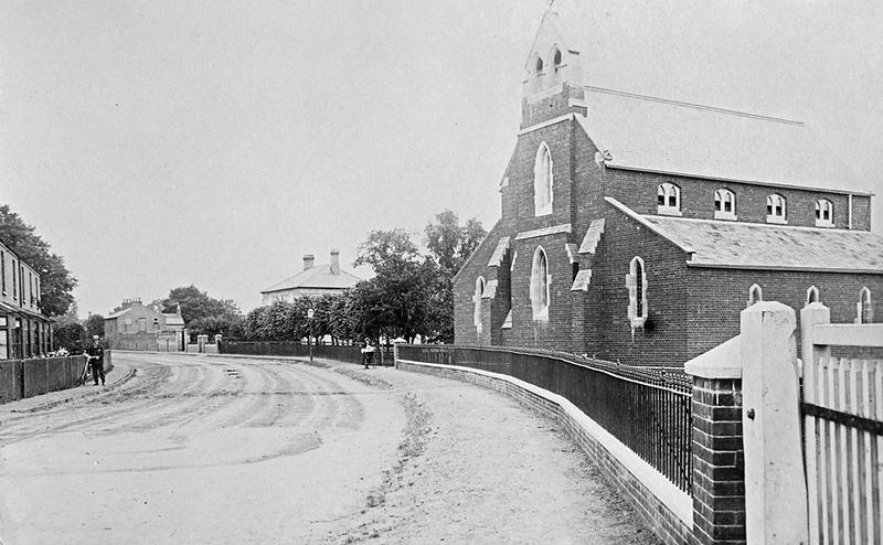 Catholic Church, Needingworth Rd