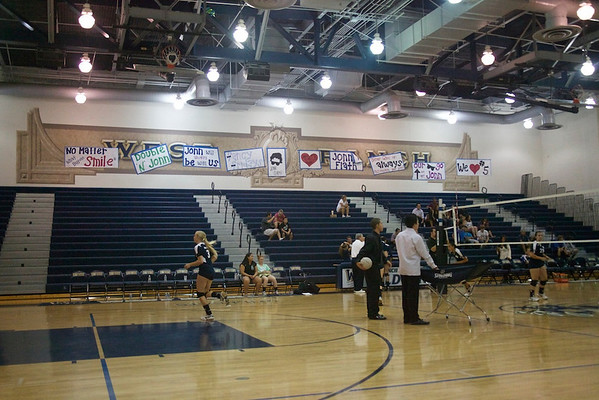 JV vs Canyon Sept. 27, 2011