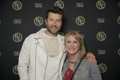 Brett Eldredge M&G I Kansas City, MO I 4.21.18