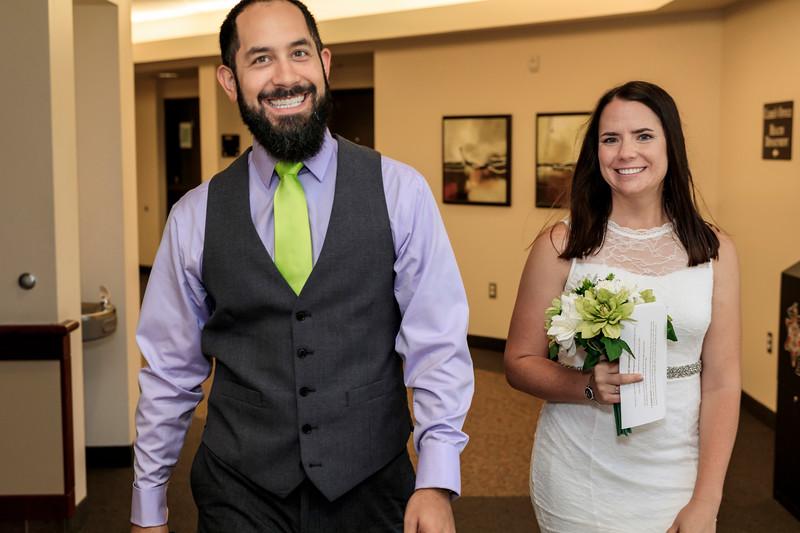 Wedding - Megan & Lindsay
