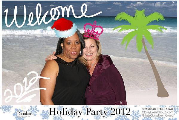 2012-12-07 Paciolan Holiday Party