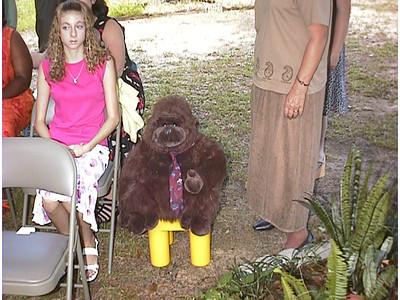 Michael and Hazel McCormack Wedding 7-27-2002