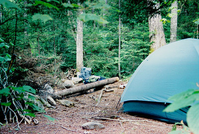 Adirondack Dix Range, August 2006
