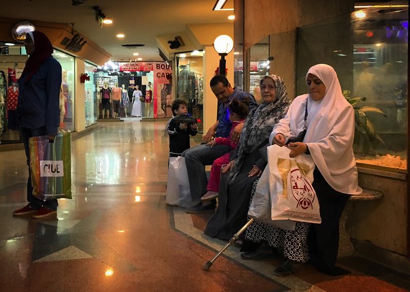Maadi Grand Mall | 24 Hour Project | Cairo 7th April 2018