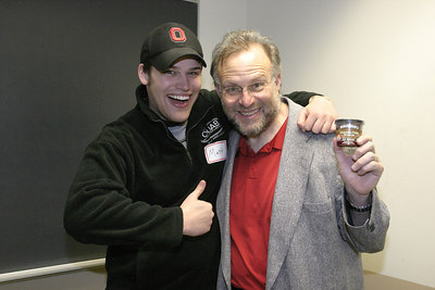 2007 OUAB Presents Jerry Greenfield of Ben & Jerry's