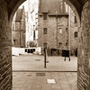 Through the Arch, Dean Village