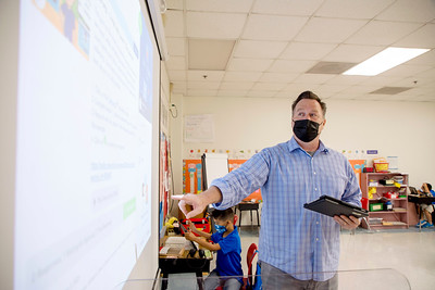 Andrew Southwick, Winston Elementary