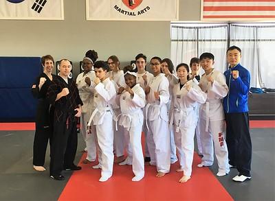 Project Week - Martial Arts