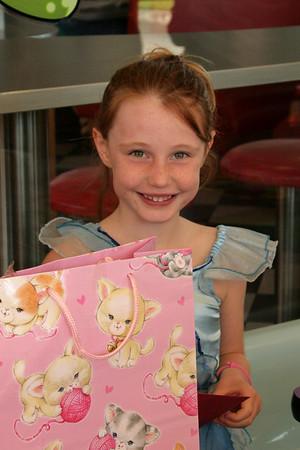 Ava's Birthday - March 2011