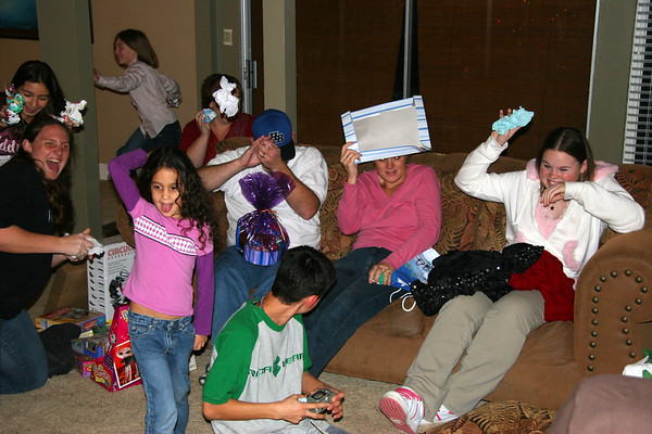 Christmas and New Year 2005