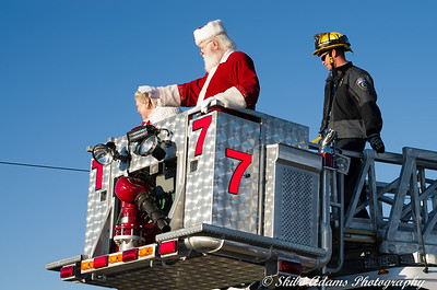 Mechanicsville Christmas Parade 2014