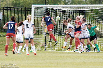 Washington Spirit v Portland Thorns (7 May 2016)
