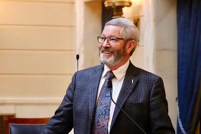 Senator David Hinkins