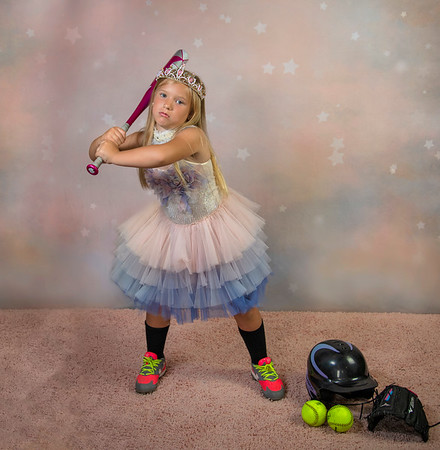 Brynlee's  Sports/Glam session