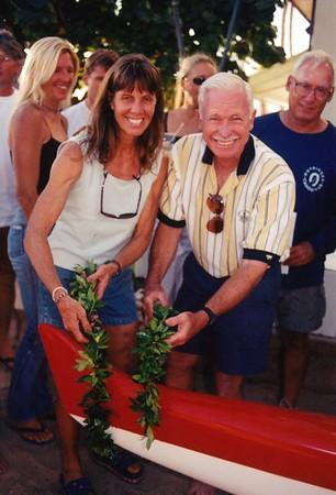 2001 Helumoa Blessing 5-26-2001