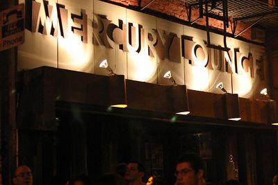Yesterdays at the Mercury Lounge 11.21.04