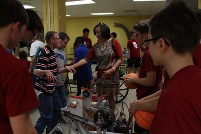PT RoboUN 2013 School of the Blind