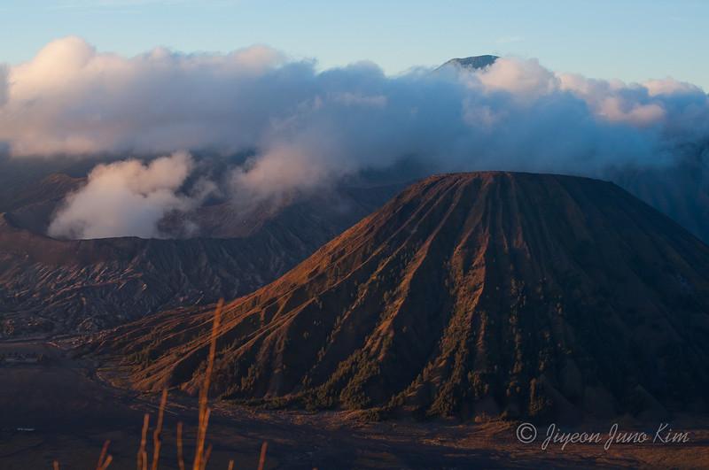 The view at  Mt Pananjakan