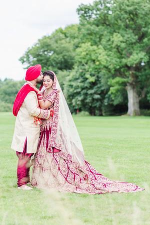 Mr and Mrs Badhan